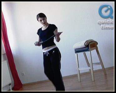 18398 - Swetlana - Sporty Dom Exercising