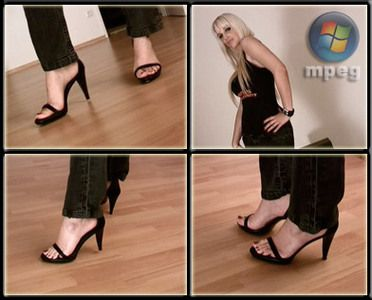 18600 - Mistress Madeleine - Boss Sandals