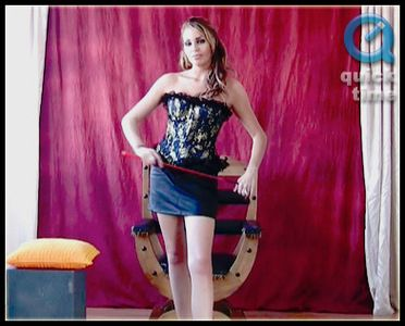 18627 - Olivia - Crop Punishment