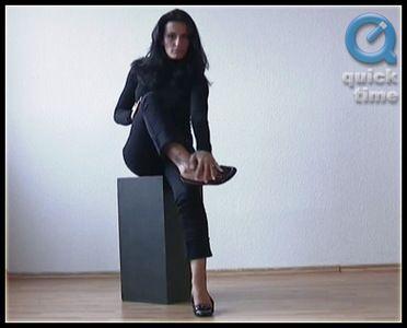 26990 - Cindy - Ballerina Shoeplay