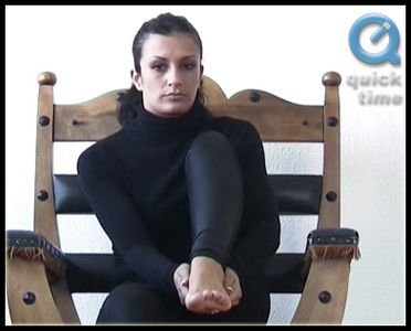 31346 - Cindy - Aching Feet