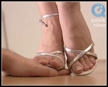 4359 - Swetlana - Hard Handtrampling