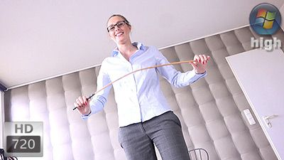 79183 - A Hard Lesson In Caning Part 1 - Patrizia