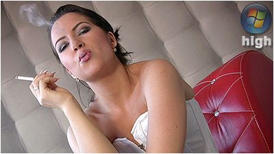 82049 - Supersexy Smoking - Lady Danica
