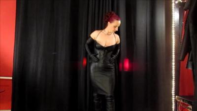 136478 - Leatherworship / worship me!