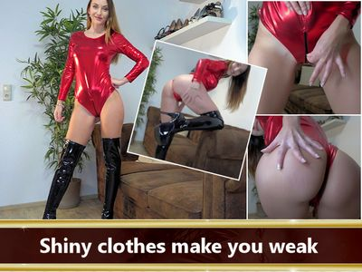 114074 - Shiny clothes make you weak