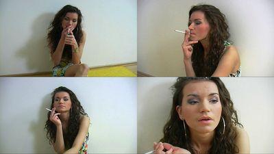 101892 - First cigarette.