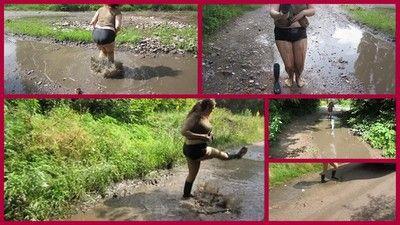 104048 - bathing in the mud 2