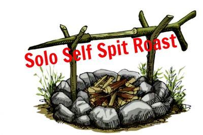 106041 - SOLO SELF SPIT ROAST