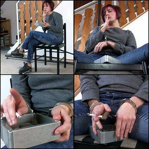 109526 - I'm smoking, hot and tied up in buffalos