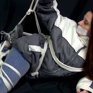 109200 - Winning - Buffalo Anorak girl escapes your hogtie!