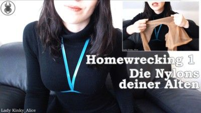 116374 - Homewrecking 1 - Your wife's nylons