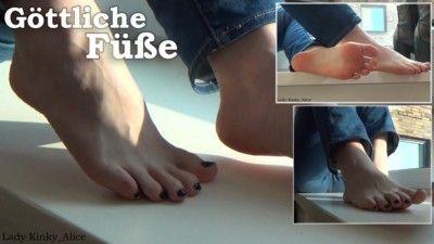 116717 - Divine Feet
