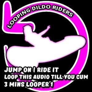 124208 - 3 min looper 3 | Looping Dildo Rider | Jump on | Ride it | Loop till you cum