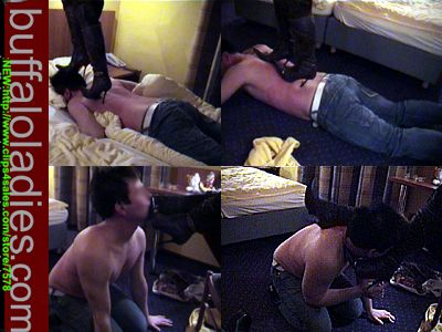 7917 - Hard trampling Session Part 2