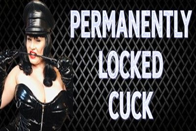 162252 - PERMANENTLY LOCKED CUCK