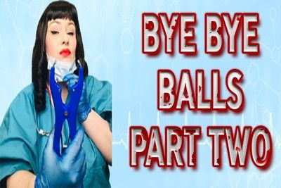 163084 - BYE BYE BALLS PART TWO