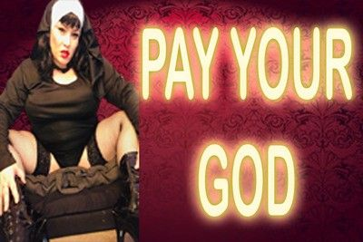164883 - PAY YOUR GOD
