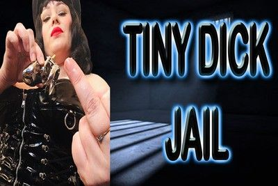 165082 - TINY DICK JAIL