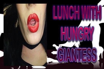 165372 - LUNCH WITH HUNGRY GIANTESS