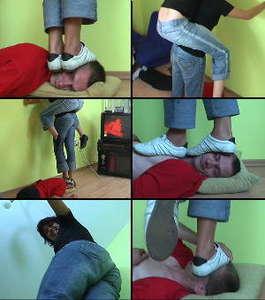 1627 - Head trampling