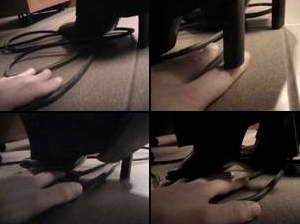 626 - Hand trample in hotel 1 REAL !!!