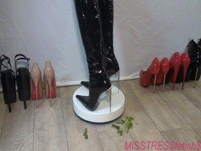164624 - Gianmarco Lorenzi boots custom