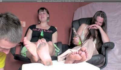 14975 - WE DRINK YOU LICK DIRT
