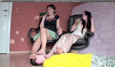 14977 - WE DRINK YOU LICK DIRT - 05