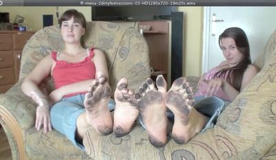 16757 - 2 DIRTY FEET SESSIONS