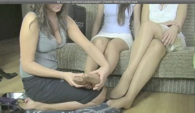 26053 - EVIL SIS AND SLAVE GIRL
