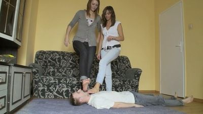 66064 - SHUT UP AND SWALLOW MY FOOT - B