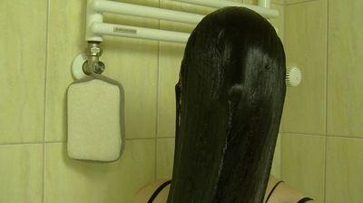 66267 - HAIR - NOSE - MW - WET HAIR NOSE PINCHING - A