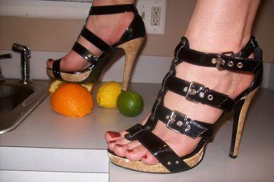 21313 - Heeled Fruit Crush