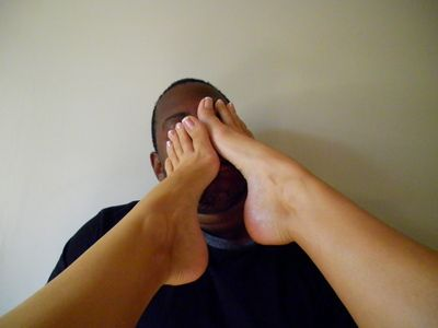 21325 - Forced Foot Worship