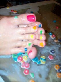 23609 - Cereal Killer Feet - Part 2