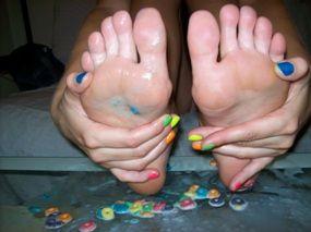 23610 - Cereal Killer Feet - Part 3