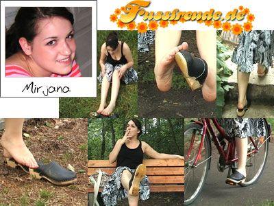 14805 - Take a stroll with Mirjana