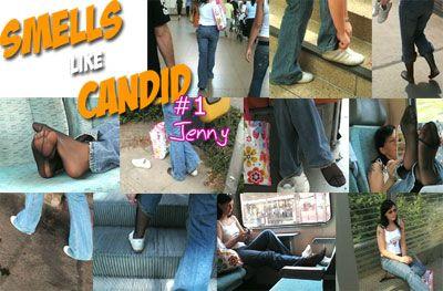14807 - Smells Like Candid #1 - Jenny