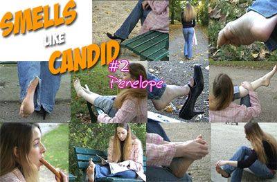 14808 - Smells Like Candid #2 - Penelope