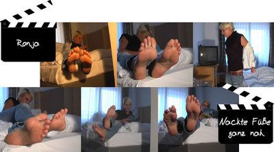 54137 - Close-Ups On Bare Feet