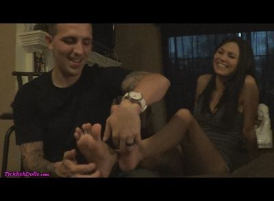 75449 - Tiffany Tickled by Her Boyfriend
