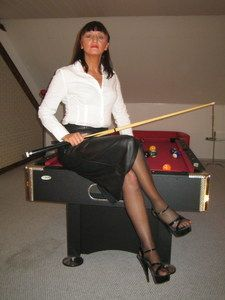 30246 - Lady Yvonne in: All balls to me