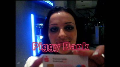 35206 - Human Cash ATM, Piggy Bank