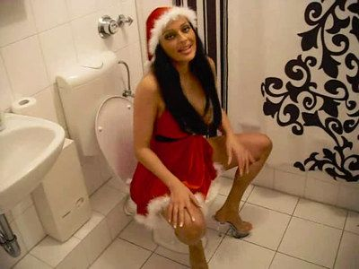 43134 - X-Mas Special, Be my Toiletbitch