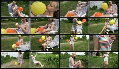 112034 - Lovely Balloons