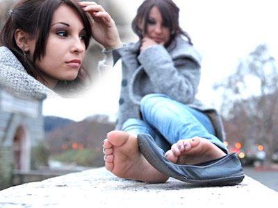26848 - Clarissa shoeplay in ballerinas