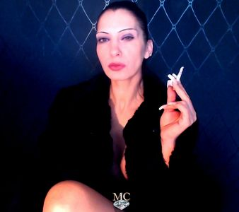66755 - Smoking fetish