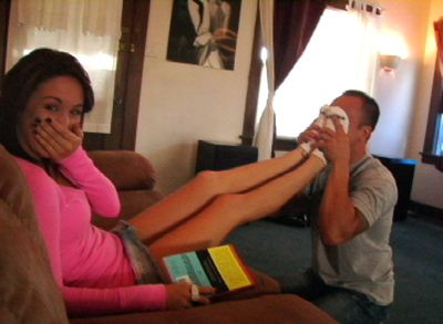 24044 - Training Sock Slaves is Easy