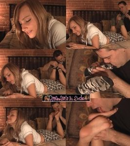 49691 - Sexy Mary Requests Another Foot Massage - (Hi Quality Version)